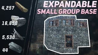Rust Small Group Base Design   EXPANDABLE STARTER 2018