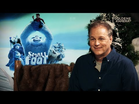 """Smallfoot"": Regisseur Karey Kirkpatrick im Interview Mp3"