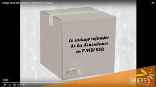 Codage PMSI SSR - Module de formation e-learning