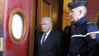 "FRANCE - Former IMF chief Dominique Strauss-Kahn faces ""aggravated pimping charges"""