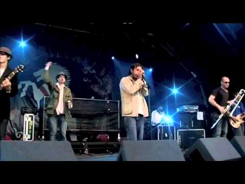 Terry Hall and the Dub Pistols - Gangsters at Bestival