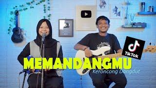 IKKE NURJANNAH - MEMANDANGMU COVER by Ferachocolatos ft. Balapikachu