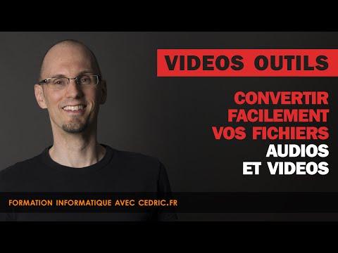 Convertir facilement vos fichiers audios et videos