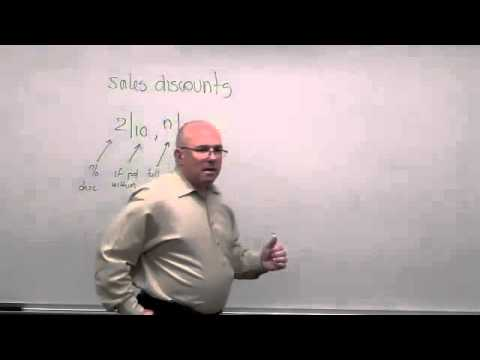 Lesson 5 - Sales and Accounts Receivable