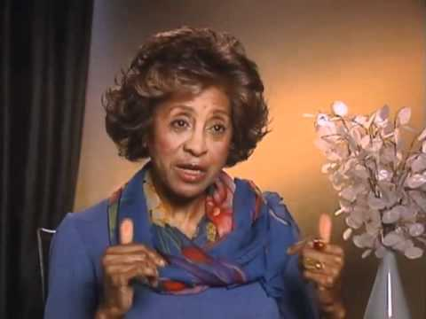 Marla Gibbs discusses the atmosphere on