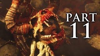 Ryse Son of Rome Gameplay Walkthrough Part 11 - Minotaur Chief Glott Boss (XBOX ONE)