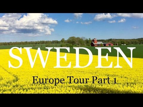 Sweden - Stockholm, Uppsala, Vasterhaninge  (Europe Part 1)   weliketovacation