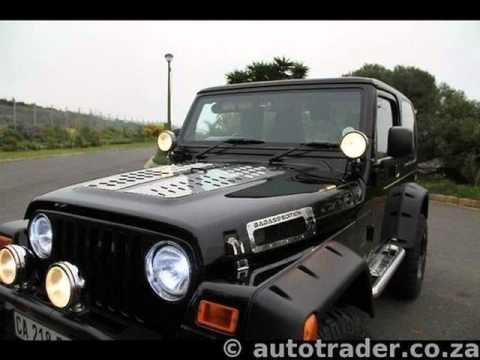 2009 jeep wrangler 6 litre v8 chevy vortec auto for sale on auto trader south africa youtube. Black Bedroom Furniture Sets. Home Design Ideas
