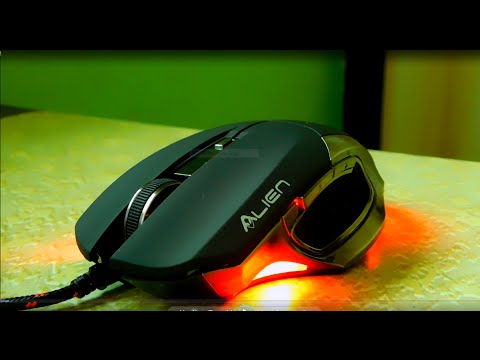 Zebronics Alien Gaming Mouse Review Best Budget Gaming Mouse Youtube
