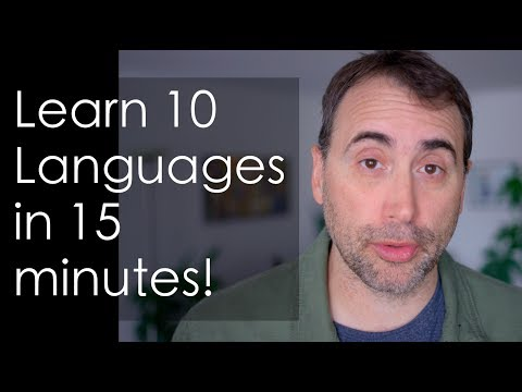 10 Programming Languages In ONLY 15 Minutes!