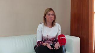 La portavoz de Cs en las Cortes de C-LM, Carmen Picazo, critica la falta de diálogo del Gobiern