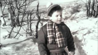 Far til fire i sneen (1954) - Hej for dig og hej for mig (Ole Neumann)