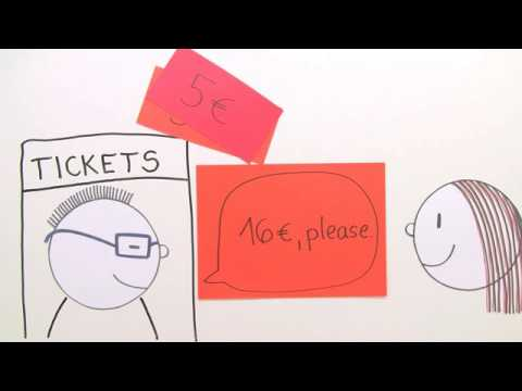 1  Going to the movies -  How to buy a cinema ticket