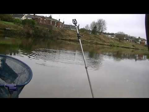 River Ribble, Stickfloat Fishing @ Church Deeps