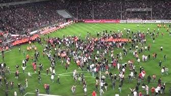 1. FC Köln - Aufstieg 2014 - Platzsturm - Teil 1