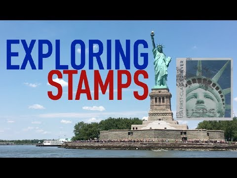 Statue of Liberty Stamp Mistake - S1E20