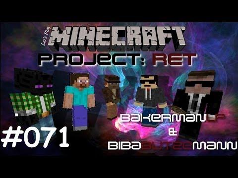 Minecraft Technik SMP - Projekt RET - S03E071 - Upgrade Blast Furnace