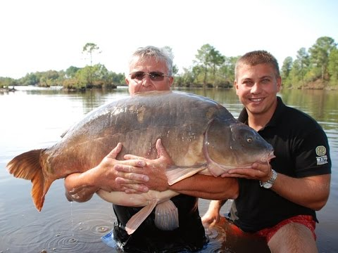 Giant Carp from the Extremes - Part 1 - Rainbow Lake