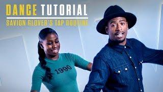 Step Up: High Water | Dance Tutorial | Savion Glover's Tap Routine