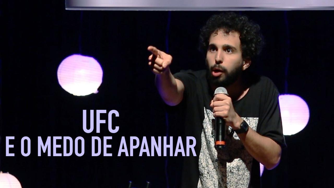 MURILO COUTO - UFC e o Medo de tomar porrada
