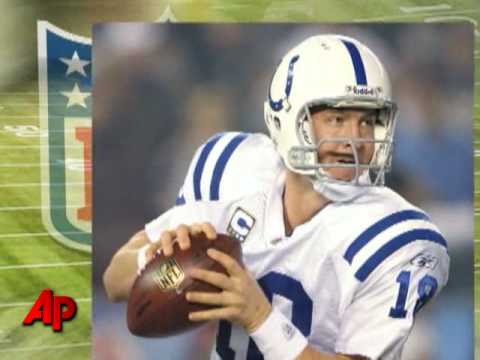 Manning Named NFL MVP for Third Time