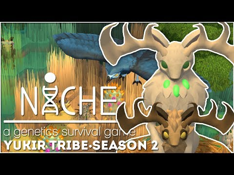 A Noble Moose Family in New Lands • Niche: Yukir Snows - Season 2: Episode #4