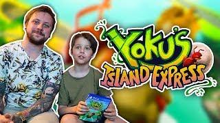 Yoku's Island Express - WARGA i TYMON