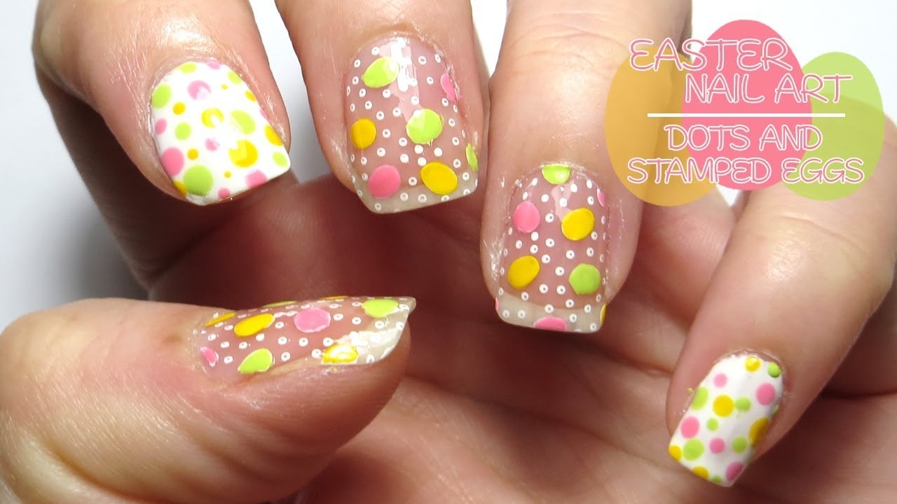16 Fun Easter Nails and Designs You Should Check Out