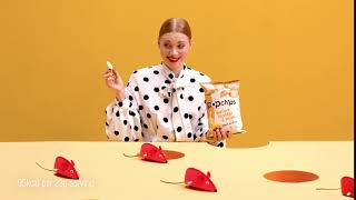 Pop Chips - Mature cheddar commercial