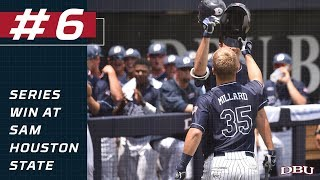 #6 - DBU Baseball