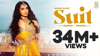 SUIT (Official Video) | Barbie Maan | Mista Baaz | Kaptaan | Gold Media | New Punjabi Songs 2020