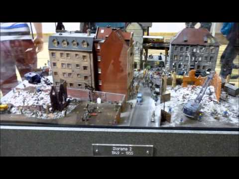 diorama scale 1 87 history on a square 40 inch wonderland. Black Bedroom Furniture Sets. Home Design Ideas