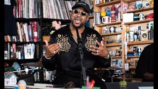 The-Dream: NPR Music Tiny Desk Concert