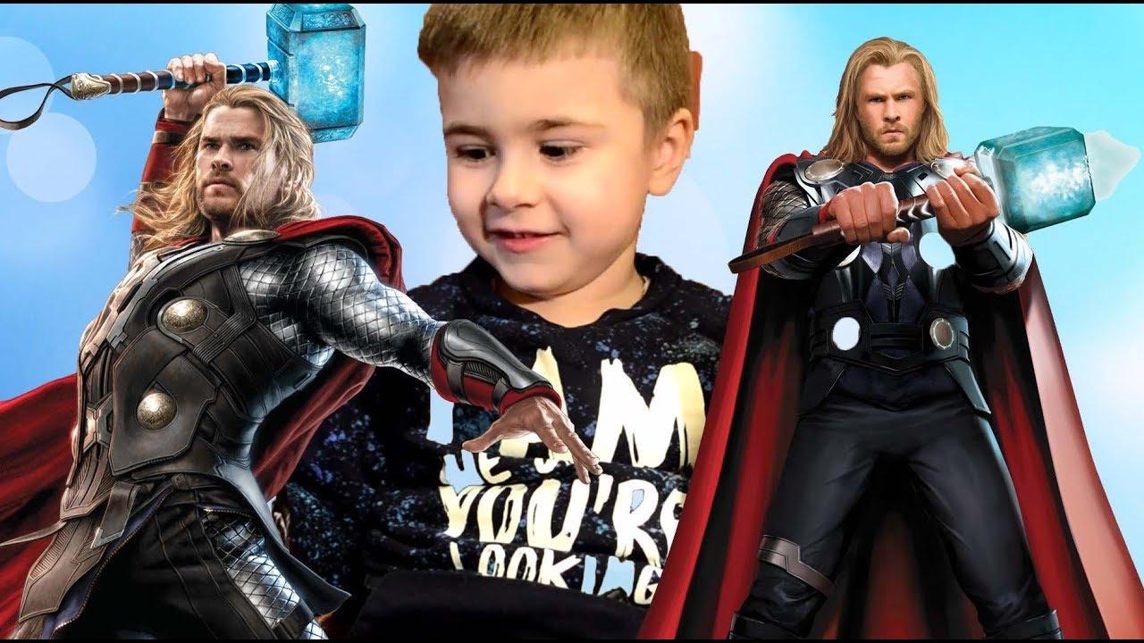 ТОР рагнарек игрушки THOR RAGNAROK Marvel Legends Hasbro ...