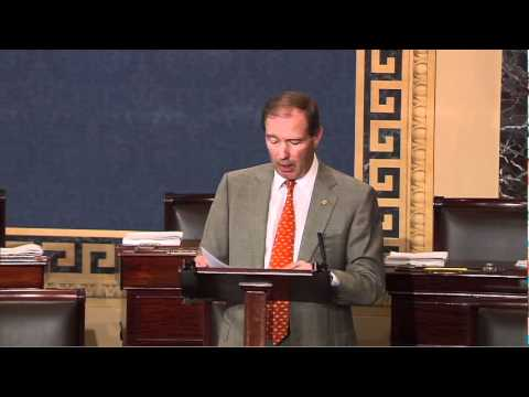 Udall on Campaign Finance Reform