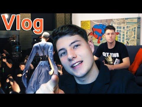 Fashion Week Berlin & Marvel Dreh mit Disney (Vlog) | Jonah Pschl