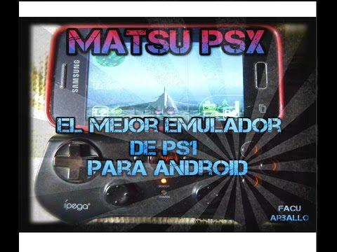 emuladores para android gratis psx