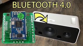 iPod Hi-Fi Bluetooth 4.0 Upgrade - Step by Step Guide