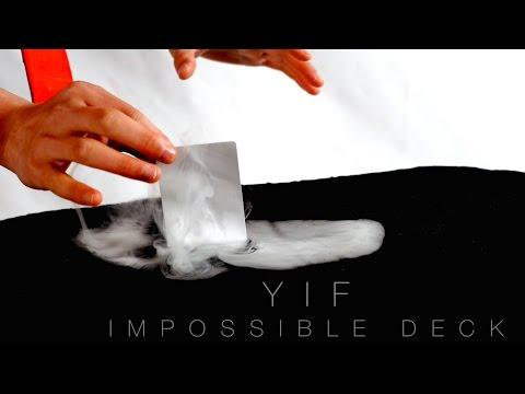 Yif Impossible Deck by Shin Lim