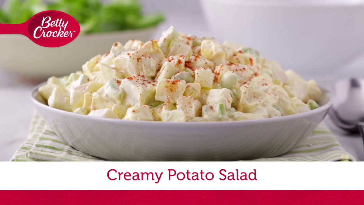 Best Potato Salad Recipe Betty Crocker