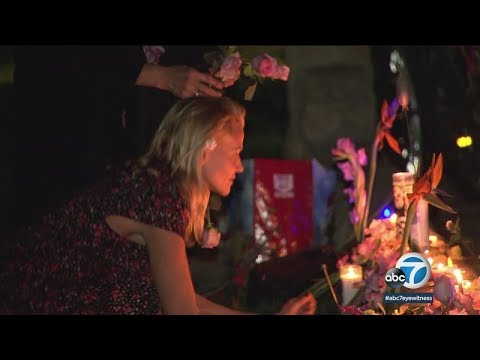 Victims of Montecito mudslides honored in vigil | ABC7