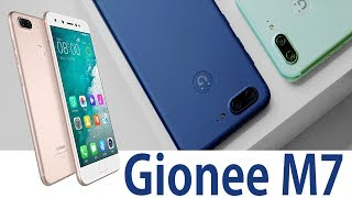 Gionee M7 - Full phone specifications 2017