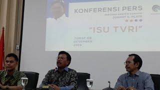 LIVE : Penjelasan Kabar Helmy Yahya Dicopot dari Dirut TVRI