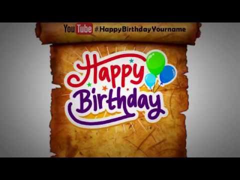 Download Happy Birthday Baraa | Whatsapp Status Baraa
