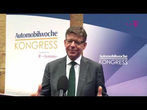 Social Media Post: Automobilwoche Kongress 2016 - Autoindustrie geht offroad