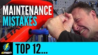 Common E Bike Maintenance Mistakes | EMBN TOP 12