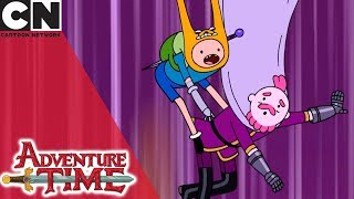 Adventure Time | Attempting to End the War | Cartoon Network