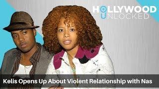 Exclusive: Kelis Opens Up On Violent Relationship & Custody Battle with Nas