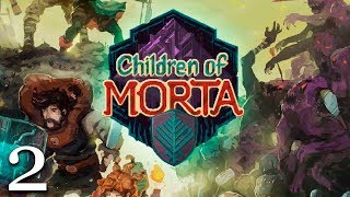 FAMILIA COMPLETA - Children of Morta - Directo 2