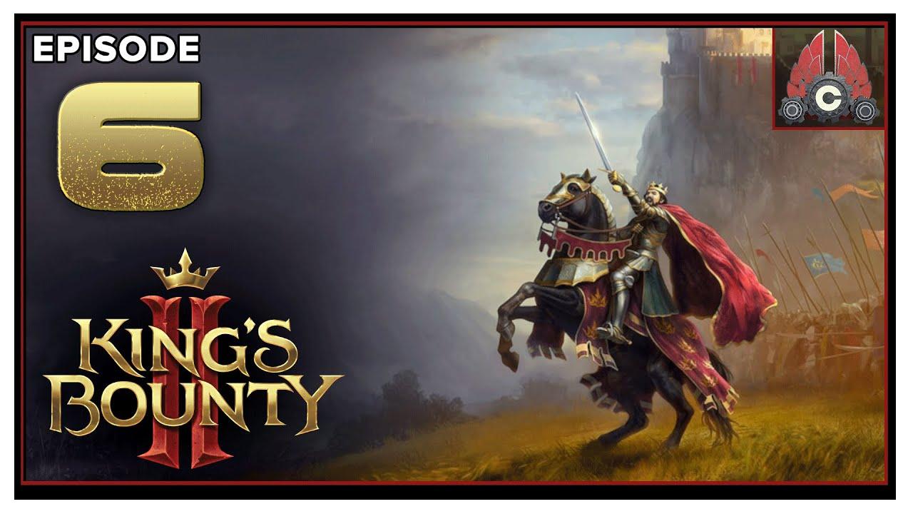 CohhCarnage Plays King's Bounty II - Episode 6